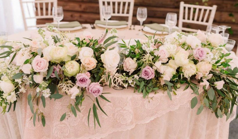 Top 5 Flowers for a perfect wedding Management